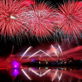 VII Международный фестиваль фейерверков «ЗВЕЗДОПАД»